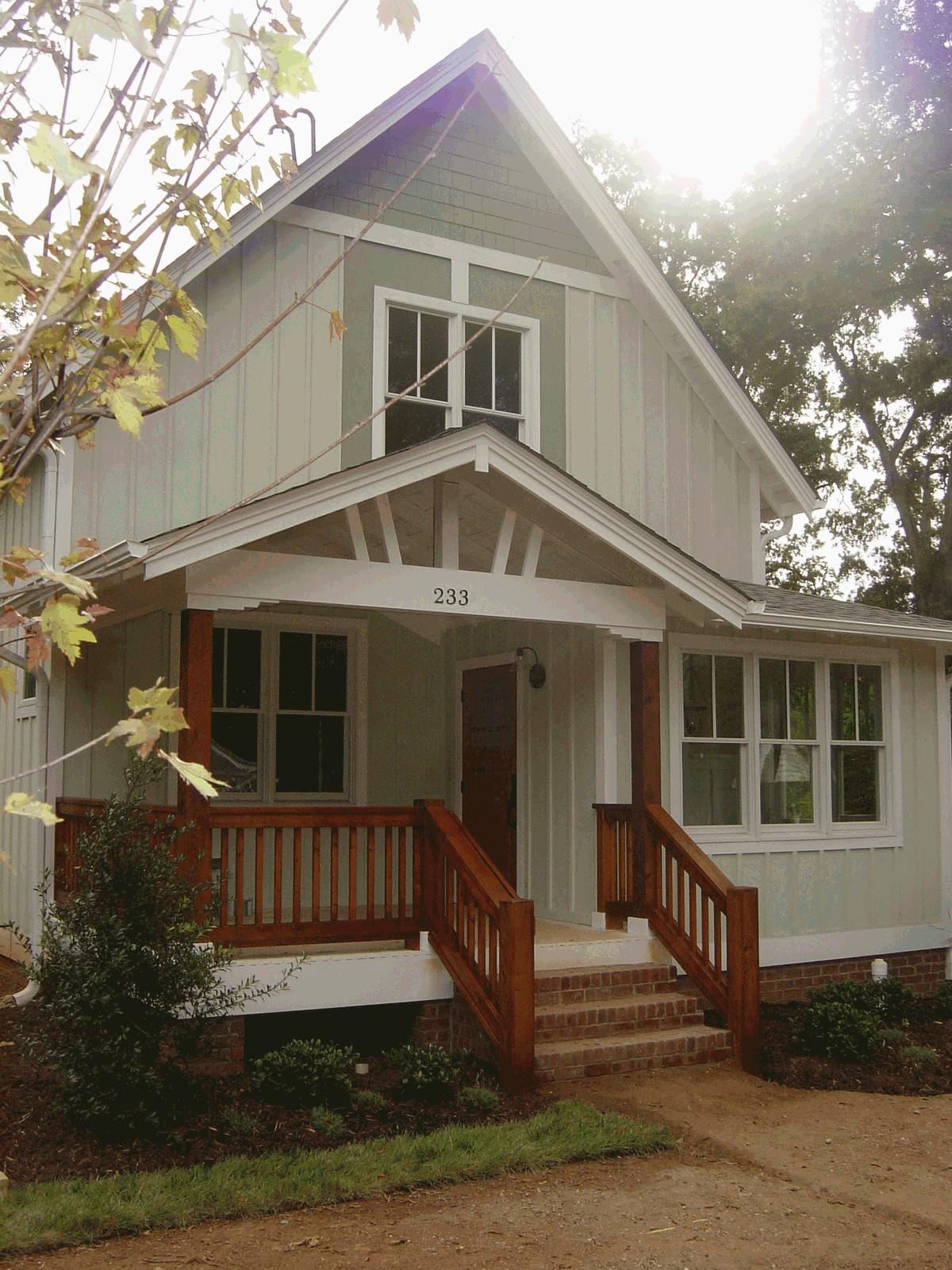 Green building in davidson north carolina come home for John paul greene custom homes
