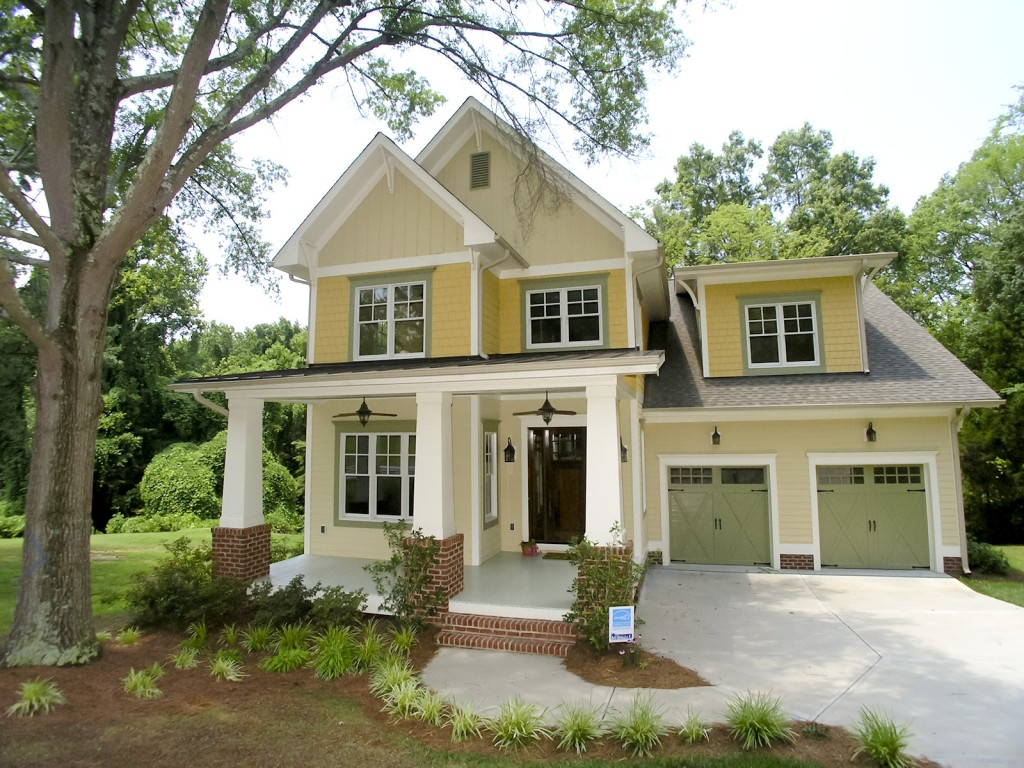 Great real estate in downtown davidson nc come home for Davidson home builders