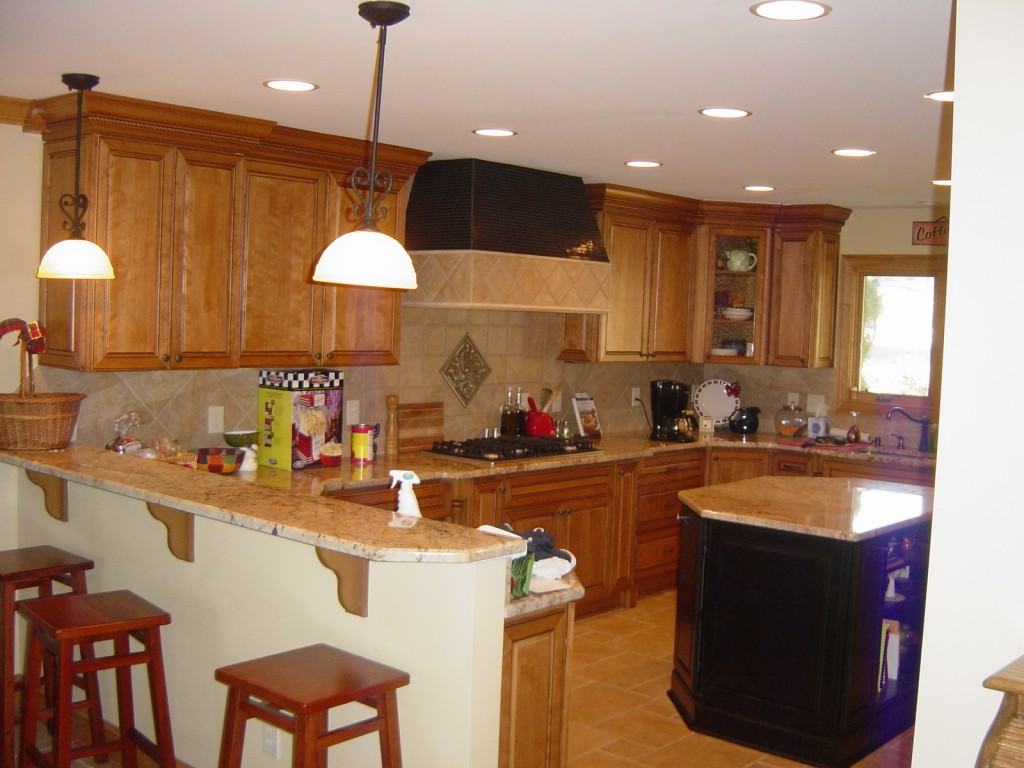 Roberts Kitchen After