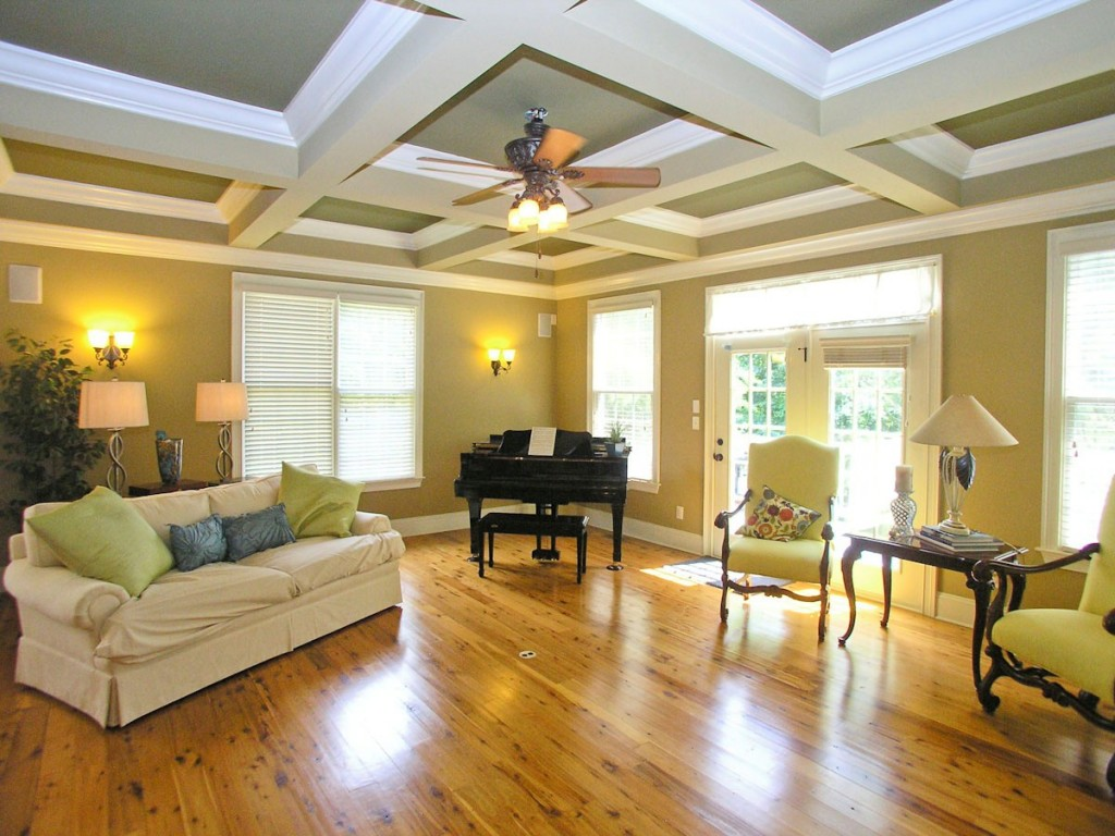 Family Room Towards Piano