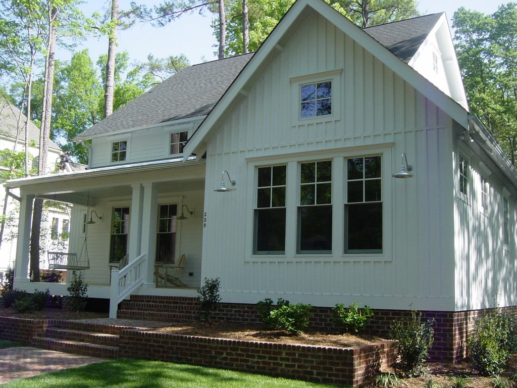 229 Brook Front Right Elevation