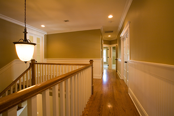 Upstairs Hallways