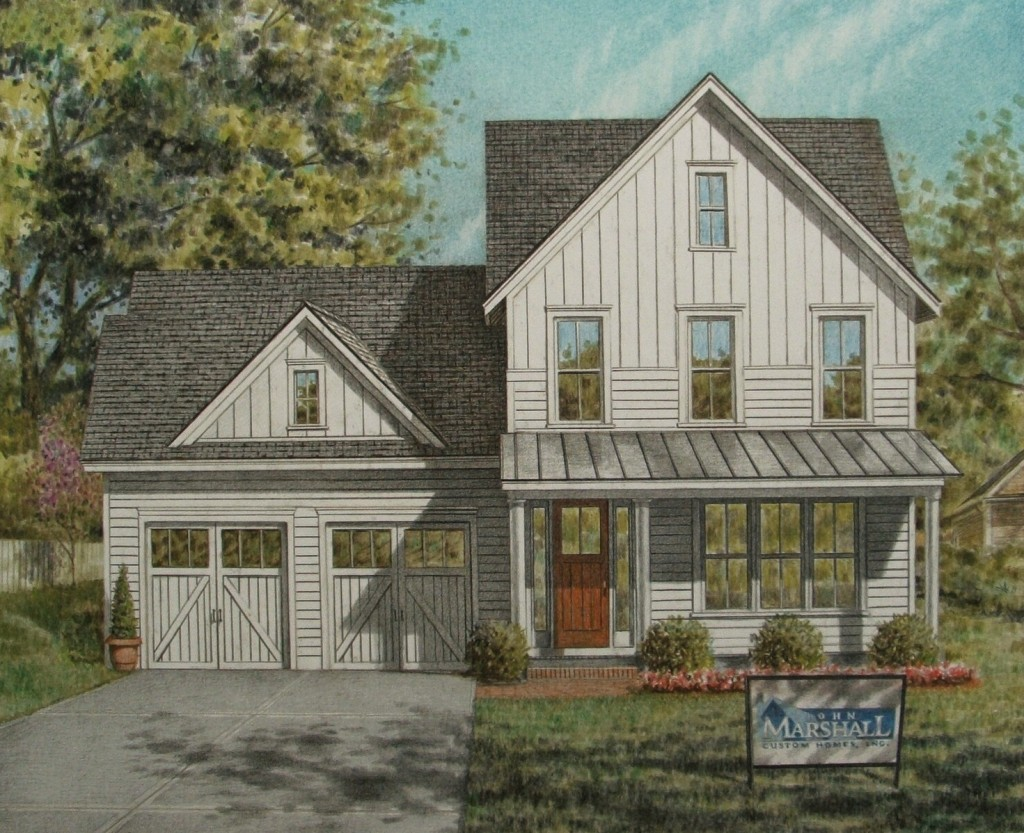 Davidson Springs Lot 5 Wilgus Rendering