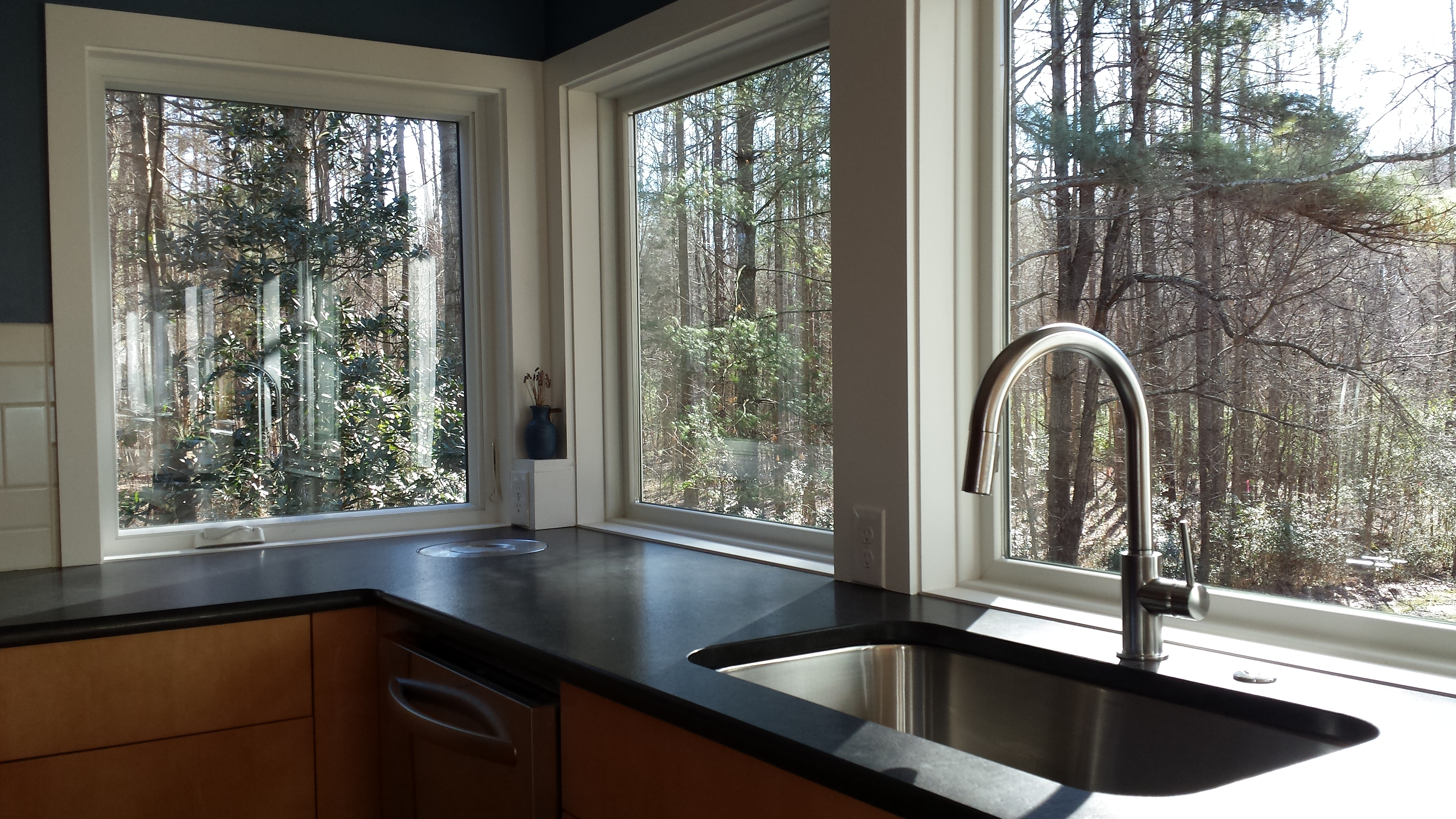 Mid Century Modern Kitchens A Mid Century Modern Renovation In Davidson Nc Come Home