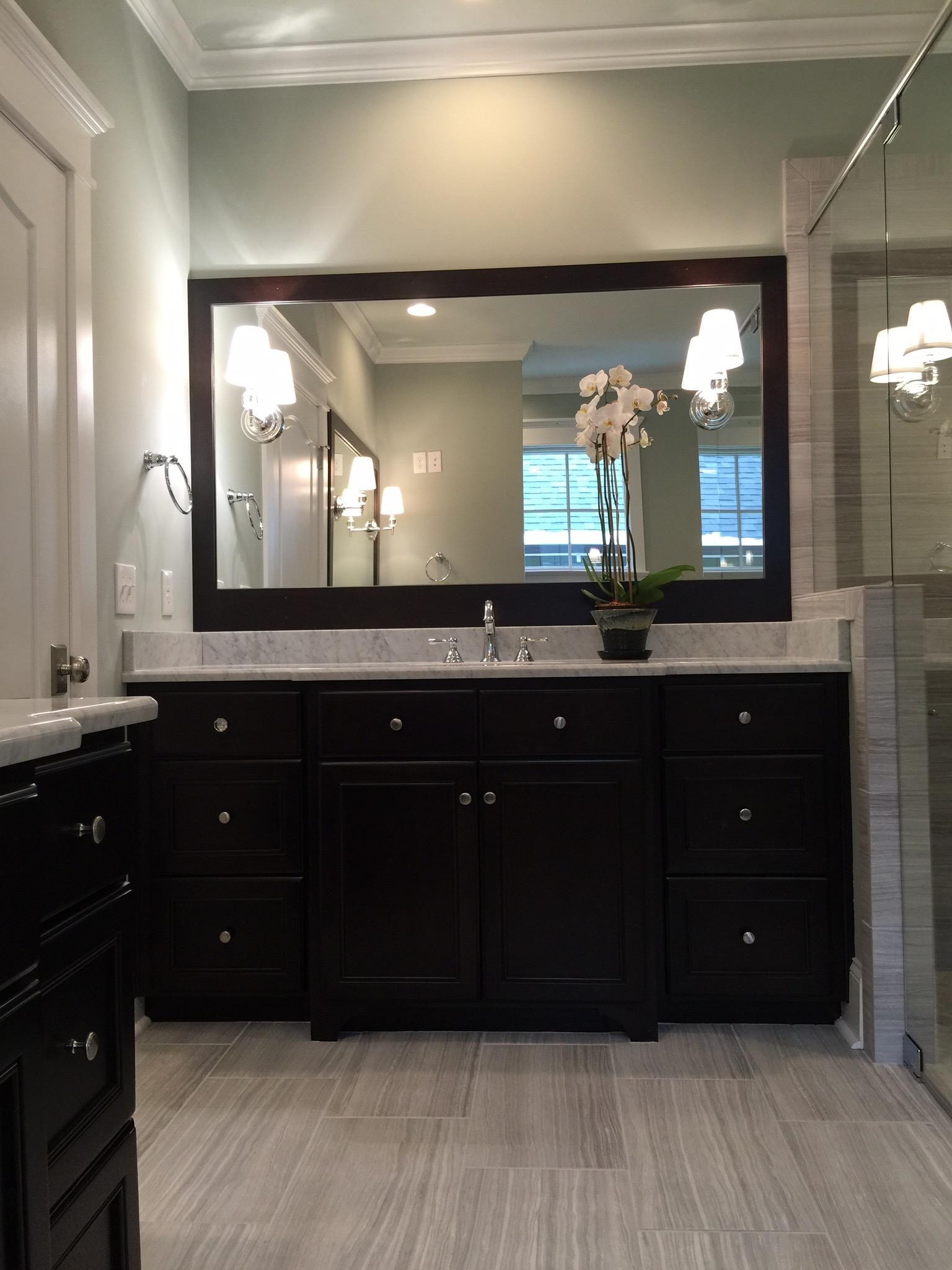Master Bathroom Mirrors